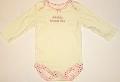 Body cu maneca lunga pentru bebe -15041