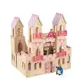 Casuta pentru papusi Princess Castle - BBX65259