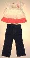 Rochita de fetite cu pantalonas -14843