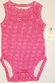 Body roz pentru fetite - 15891