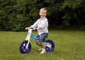 Bicicleta fara pedale albastra - EDUBJ774