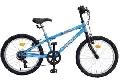 Bicicleta DHS ROCKET K 2013-5V - model 2014 -Rosu - ONL8-214201300 Rosu
