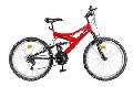 Bicicleta ROCKET 2441 18V -Model 2014-Alb-Negru - ONL8-214244100 Alb-Negru