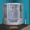 Cabina dus hidromasaj  sauna  jacuzzi model  ks zq 026