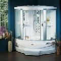 Cabina dus hidromasaj   sauna   jacuzzi model  ZS1515ii1