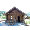 casuta   sauna antichizata