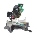 Ferastrau pentru taieri inclinate Hitachi C12LCH cu sistem de marcare cu laser si afisaj digital