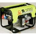 Generator monofazat Pramac S5000 pornire manuala