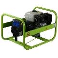 Generator trifazat Pramac E8000T pornire manuala