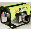 Generator trifazat Pramac S5000T pornire manuala