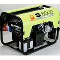 Generator monofazat Pramac  S8000 pornire manuala