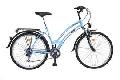 Bicicleta TRAVEL 2636-18V - model 2014-Albastru-Deschis - ONL8-214263600 Albastru-Deschis