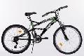 Bicicleta DHS 2042-6V -Model 2013-Negru-Rosu-Negru - ONL8-213204200 Negru-Rosu-Negru