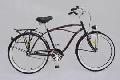 Bicicleta DHS 2601 CRUISER-Negru - ONL8-214260100 Negru