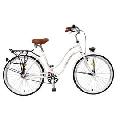 Bicicleta DHS 2602 CRUISER-Alb - ONL8-214260200 Alb