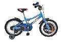 Bicicleta Copii DHS 1601 1V model 2014-Portocaliu - ONL8-214160100 Portocaliu