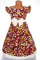 Rochite fete cu buline colorate - BBN1136