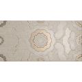 Decor Tropic Mark Oro 25x50 cm