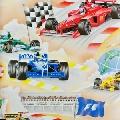 Tapet pentru copii Ideea Formula 1
