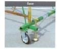 Professional baza schela otel zincat h=0.50 m
