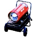 Braco GRYP 40, generator de aer cald mobil cu combustibil lichid