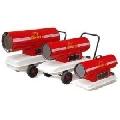 Braco Summer 45, generator de aer cald mobil cu combustibil lichid