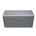 Bordura Granit Gri Antracit 10 x 15 x 50 cm (debitata + bizot 1L)