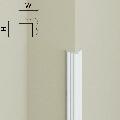 Brau de perete din polimer rigid B2