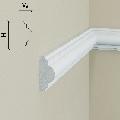 Brau de perete din polimer rigid B4