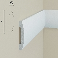 Brau de perete din polimer rigid B5