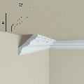 Cornisa de tavan din polimer rigid C5