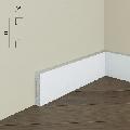 Plinta de podea din polimer rigid S3