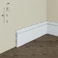 Plinta de podea din polimer rigid S5