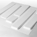Panou decorativ 3D Bricks din trestie de zahar