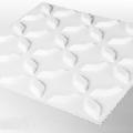 Panou decorativ 3D Saiphs din trestie de zahar