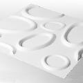 Panou decorativ 3D Splashes din trestie de zahar