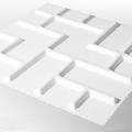 Panou decorativ 3D Tetris din trestie de zahar