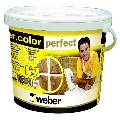 Chit Rosturi - Weber Color Comfort Cement 2kg