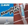 Etansant si adeziv poliuretanic pentru rosturi de dilatare Mapei 300ml/tub Mapeflex PU45