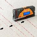FR 77 MM Tracking - receptor laser rotativ rosu cu functia de urmarire - tracking