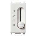 Intrerupator modular control ventilatie 4 pozitii