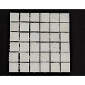 Mozaic alb mic 3.0x3.0