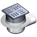 Sifon de scurgere pentru pardoseala cu inaltator 105x105/50