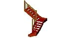 Proiecte scari interioare din lemn
