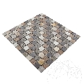 Mozaic Ardezie Flexibila SKIN - Multicolora 2 x 2 cm