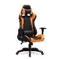 Scaun gaming HM Defender negru - portocaliu