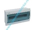TABLOU INCASTRAT ABS BLUE 18 MODULE 426X220X102 IP40