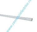 TUB RIGID PVC DIAMETRU 40MM IP40 3M GRI
