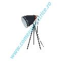 Veioza Max 955MAX1T nisip negru 1xE27 A++