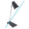 Veioza Travale 92862 crom-antracit LED GU10 1x3W 200LM